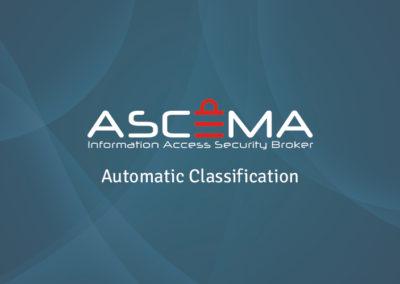 Ascema Automatic Classification
