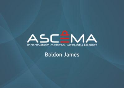 Ascema for Boldon James