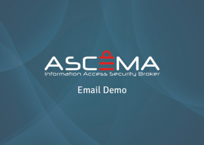 Ascema for Email Demo