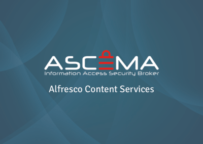 Ascema for Alfresco Content Services