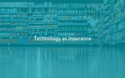 Technology as Insurance