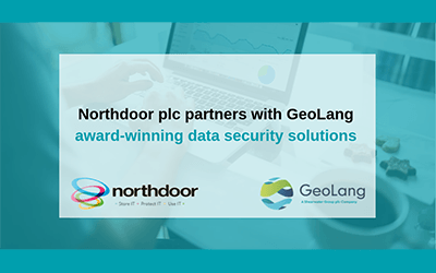 GeoLang Partners with Northdoor to deliver award-winning data security solutions
